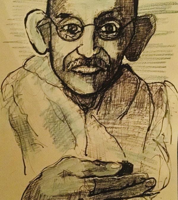 Gandhi as Lawyer